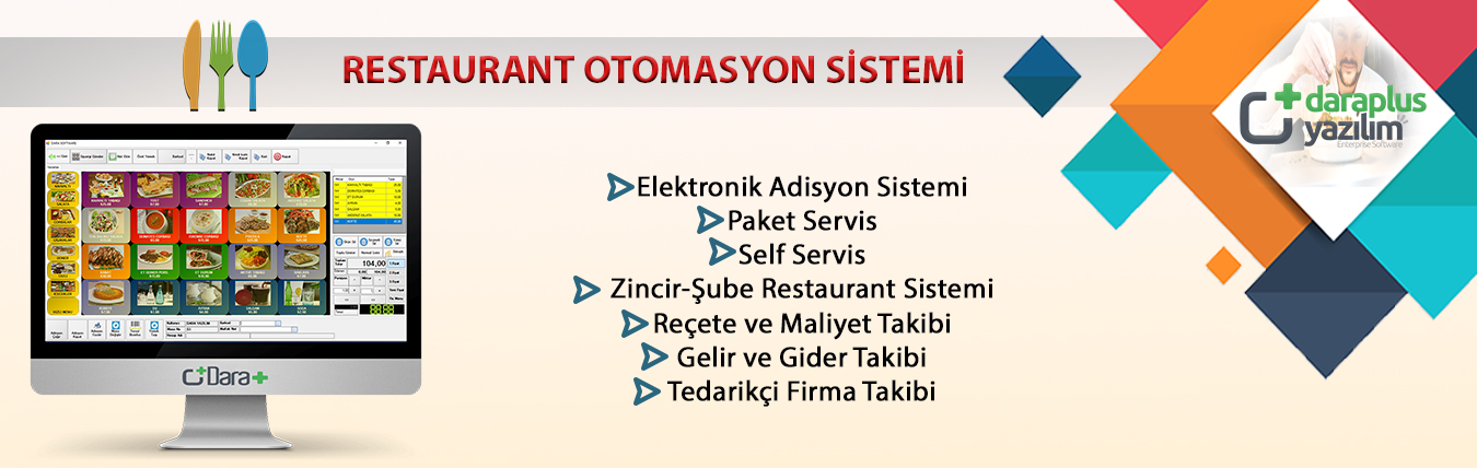 restaurant otomssyon sistemi.